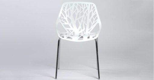 chaise Blanc